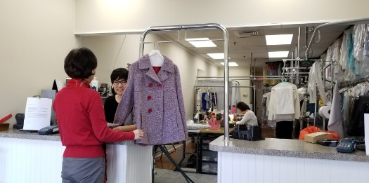 Town Green Tailors and Cleaners in Wilton CT